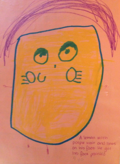 A Letter to the 4-year-old Creator. | Videmus Art. Syd Wachs.