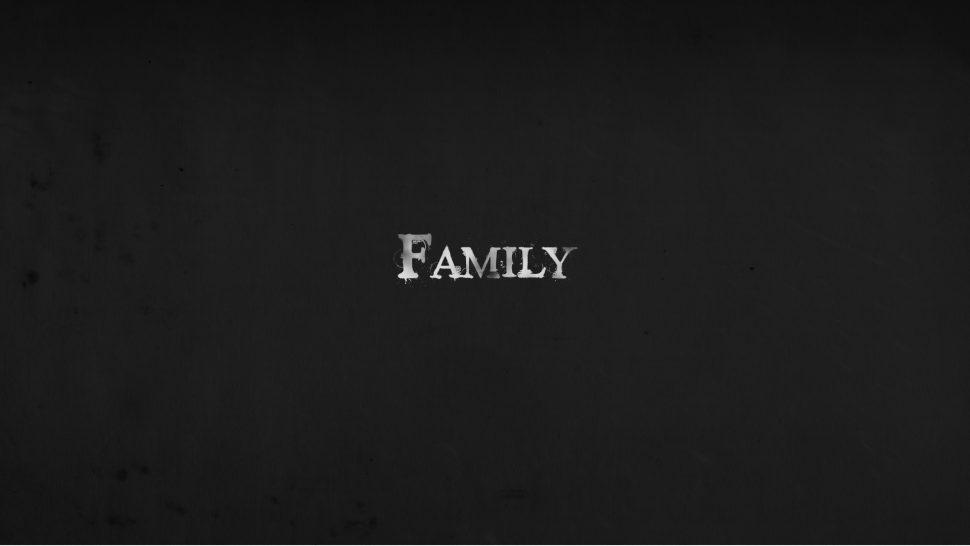 Family: A Creepy Short Story. | Videmus Art. Syd Wachs.
