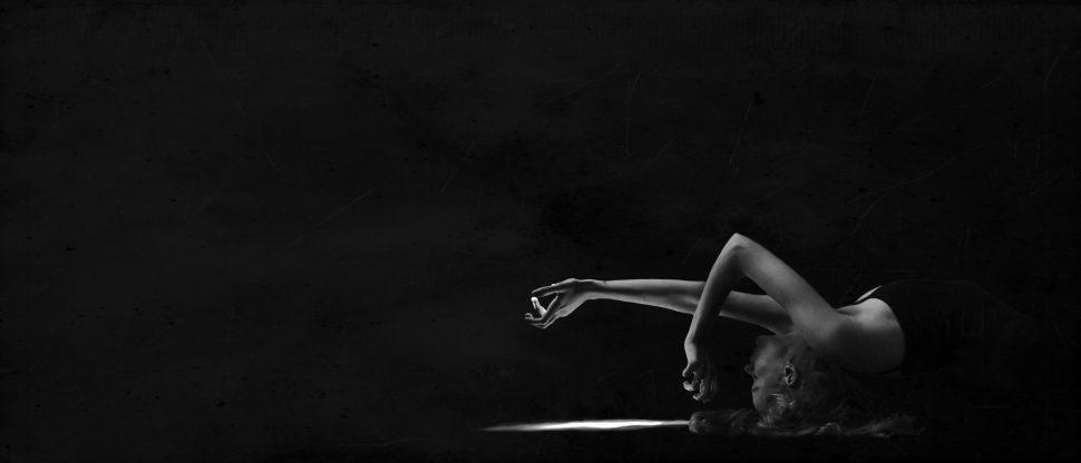 Dark Portrait Photography.   Videmus Art. Syd Wachs.