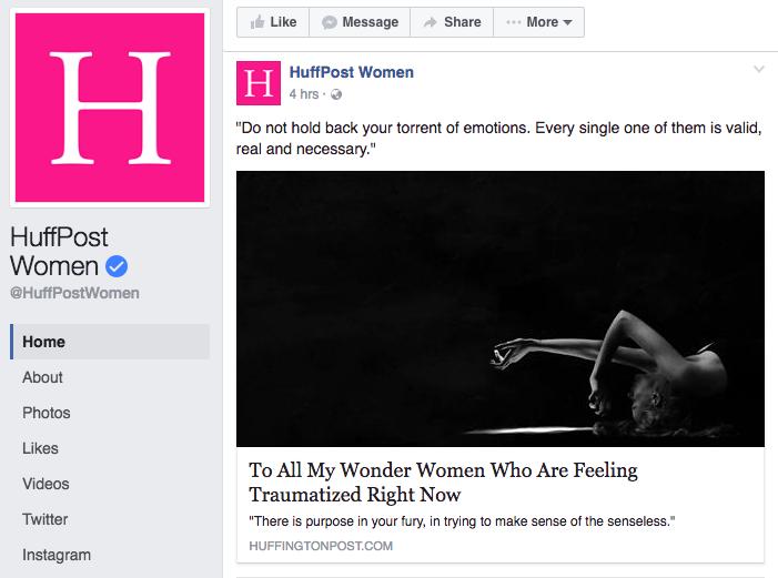 Huffington Post. HuffPost Women. Miss Millennial. Election. Trauma. Portrait Photography. | Videmus Art. Syd Wachs.