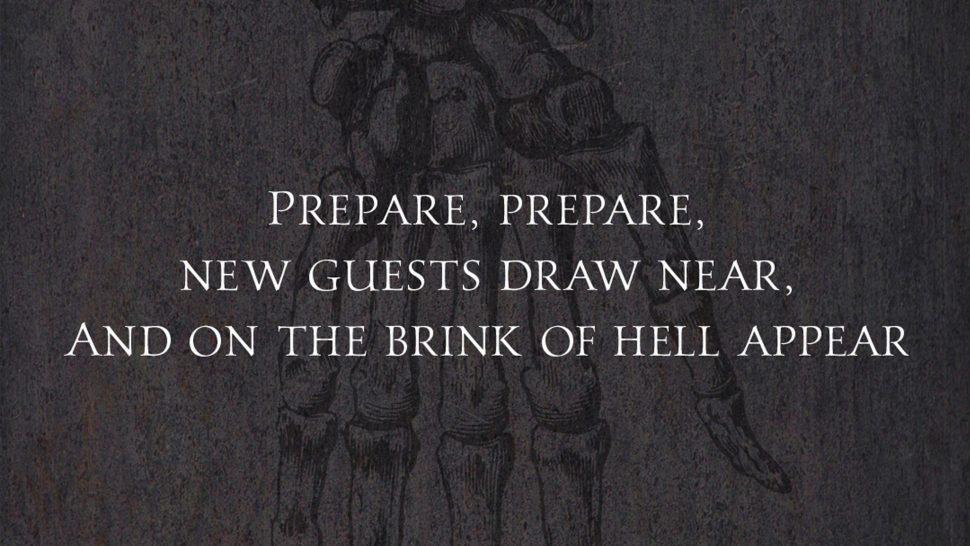 Song of Devils   Videmus Art. Syd Wachs.